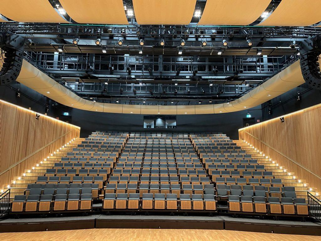 TUD Music Performance Hall
